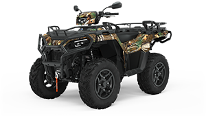 Polaris Sportsman 570 Hunter Atv Traktör