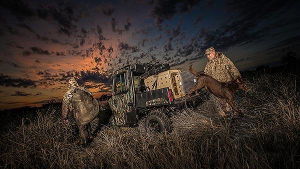 Polaris Ranger 570 Eps Hunter Se Utv Traktör
