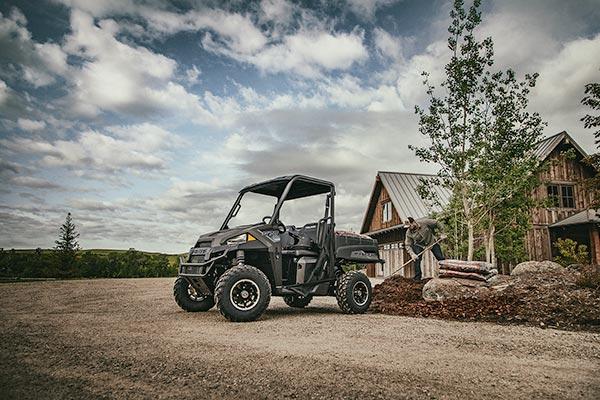 Polaris Ranger 570 Eps Utv Traktör