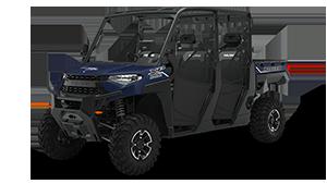 Ranger Crew® Xp 1000 Eps Utv Traktör