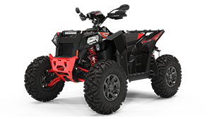 Polaris Scrambler Xp 1000 S Atv Traktör