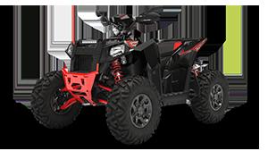Polaris Scrambler Xp 1000 S Atv Traktör