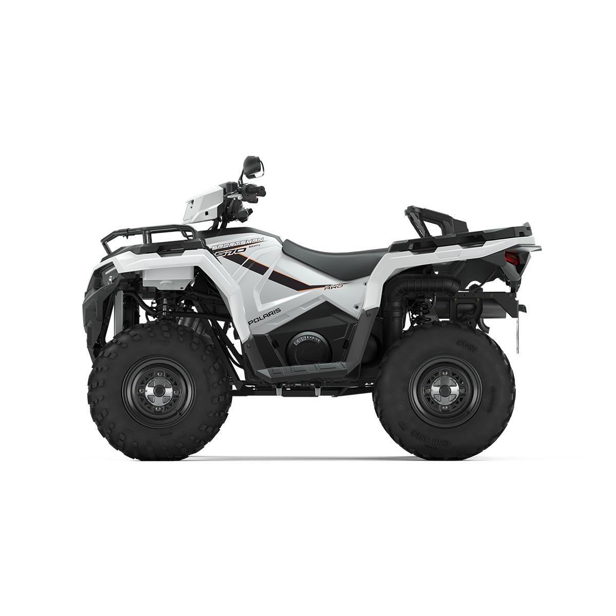 Polaris Sportsman 570 Atv Traktör