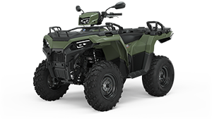Polaris Sportsman 570 Atv Traktör