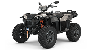 Polaris Sportsman Xp 1000 S Atv Traktör